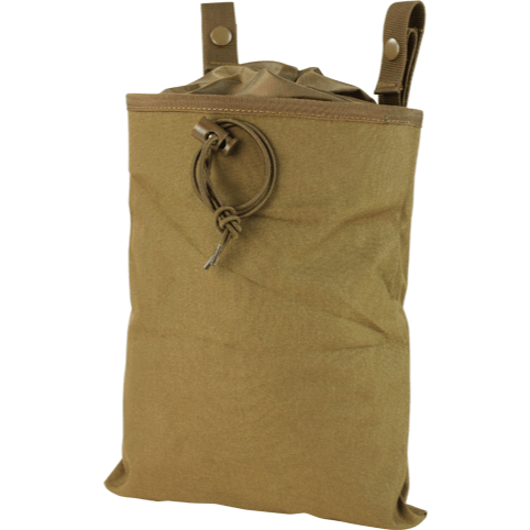 Condor Tactical Gear Coyote Brown Condor 3-Fold Mag Recovery Pouch