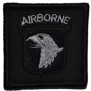 101st Airborne 2x2 Patch