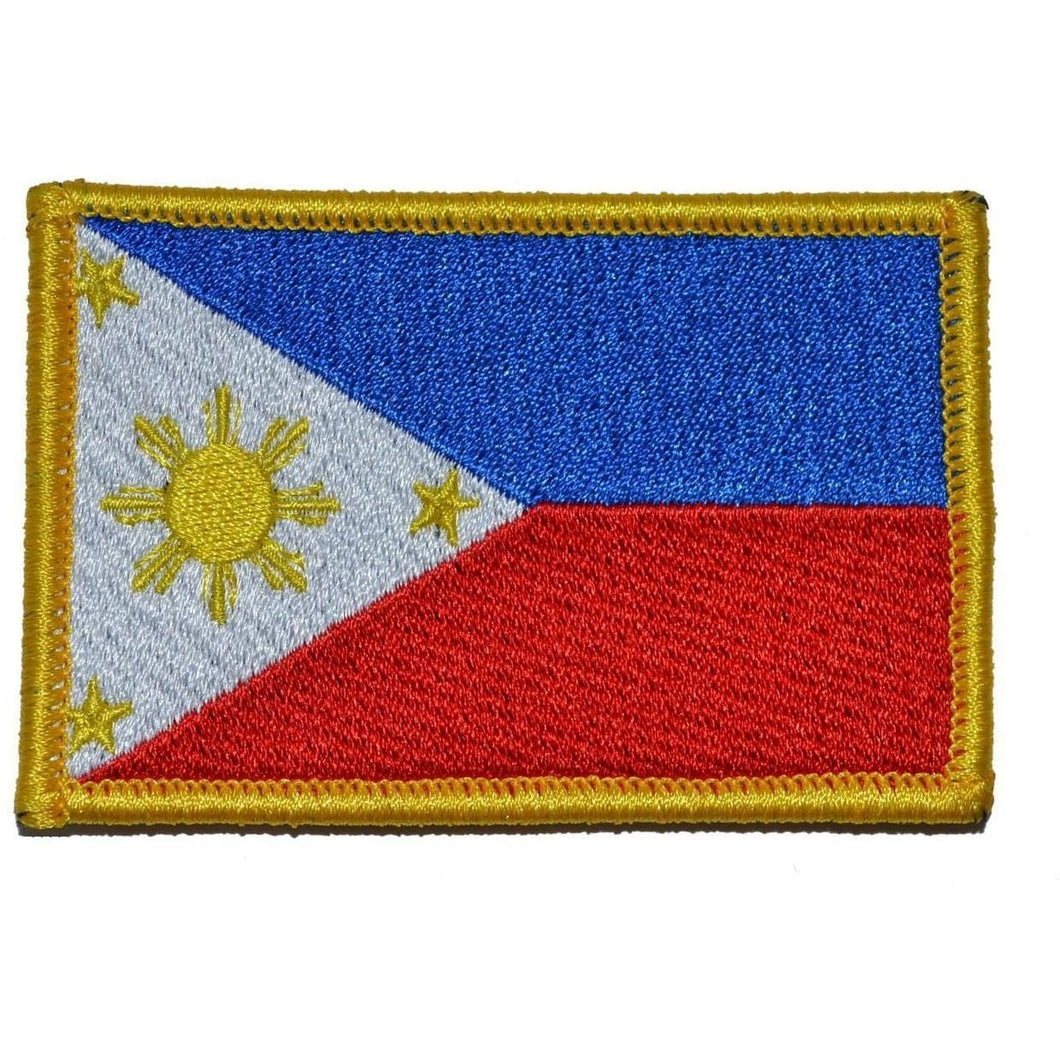 Philippines Flag - 2x3 Patch