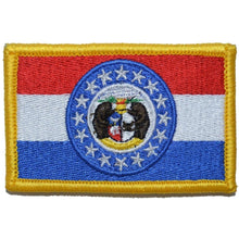 Missouri State Flag - 2x3 Patch