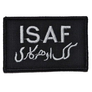 ISAF International Security Assistance Force - 2.25 x 3.25 Patch
