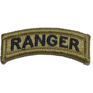 Ranger Tab Patch - OCP/Scorpion