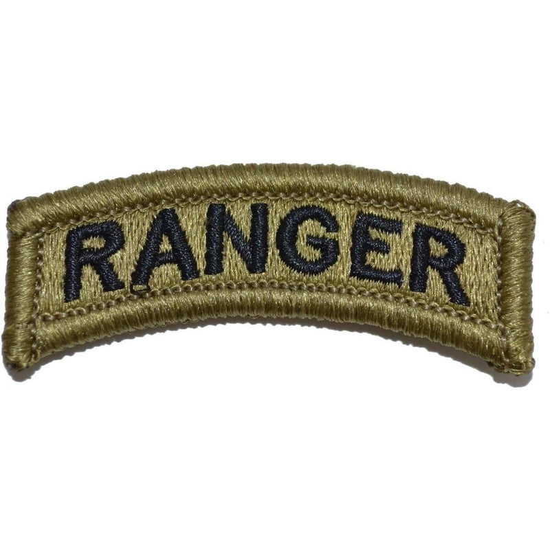 Tactical Gear Junkie Insignia Ranger Tab Patch - OCP/Scorpion