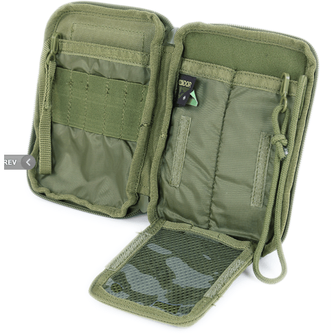Condor Tactical Gear Condor Pocket Pouch with US Flag Patch