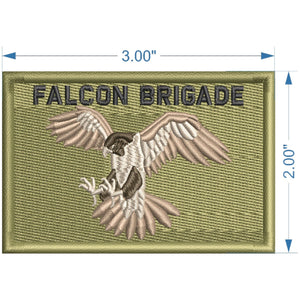 Falcon Brigade -2x3 OCP/Scorpion Patch