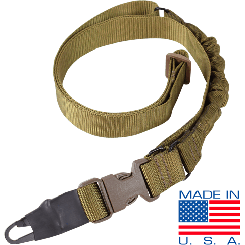Condor Tactical Gear Tan Condor VIPER Single Bungee One Point Sling