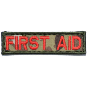First Aid - 1x3.75 Patch