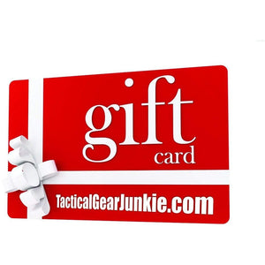 Tactical Gear Junkie Gift Card