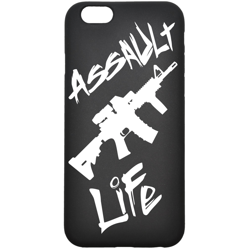 Tactical Gear Junkie Printed Accessories iPhone 6/6s Assault Life - Smartphone Case - Choose Your Phone