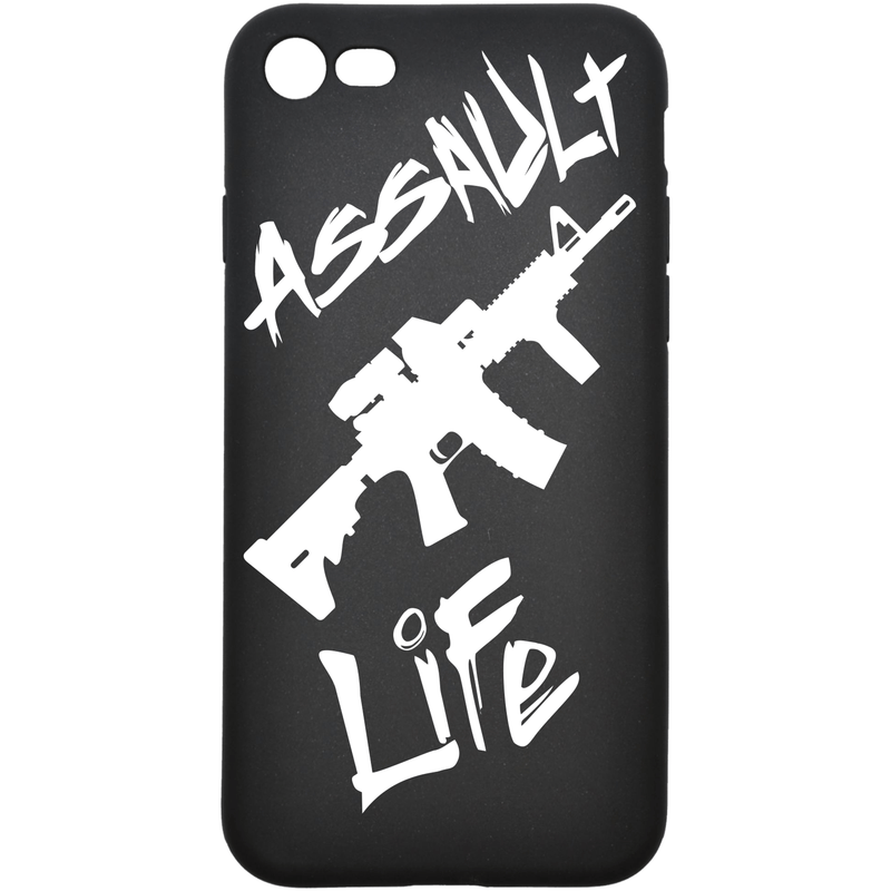 Tactical Gear Junkie Printed Accessories iPhone 7/8 Assault Life - Smartphone Case - Choose Your Phone