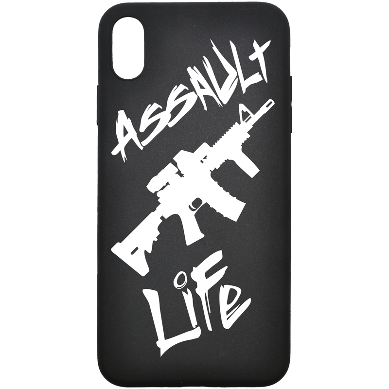 Tactical Gear Junkie Printed Accessories iPhone X/XS Assault Life - Smartphone Case - Choose Your Phone