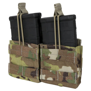 Condor Double Open-Top M14 Mag Pouch