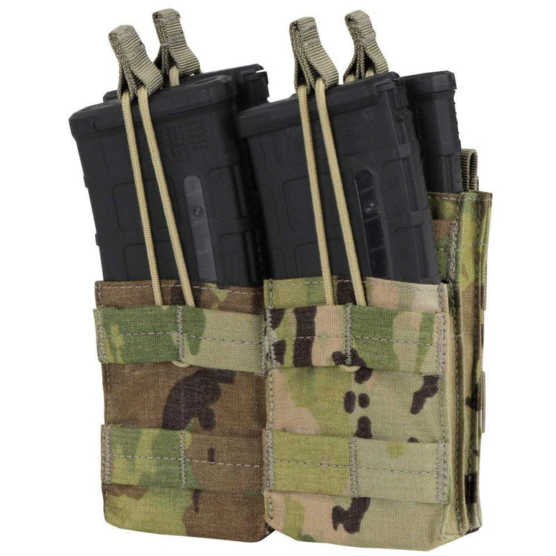 Condor Tactical Gear Scorpion Condor Double Stacker M4 Mag Pouch