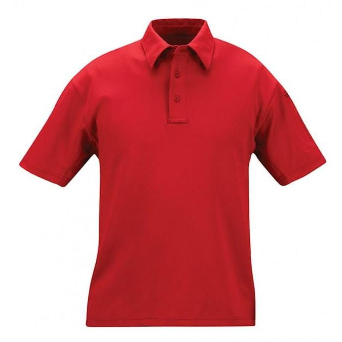 Propper I.C.E. Men's Performance Polo – Short Sleeve - Red