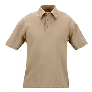 Propper I.C.E. Men's Performance Polo – Short Sleeve - Silver Tan