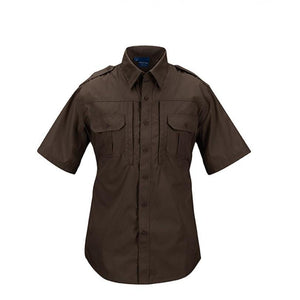 Propper Men's Tactical Shirt – Short Sleeve - Sheriff's Brown