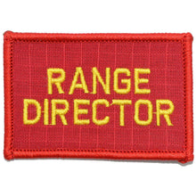 Range Director - 2x3 Patch