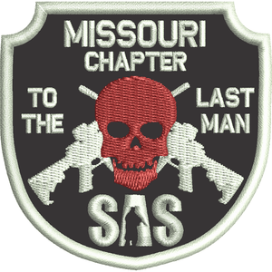SAS Missouri Team - Shield Patch