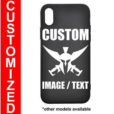 Custom Text/Image - Smartphone Cases