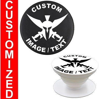 Custom Text/Image - Pop It
