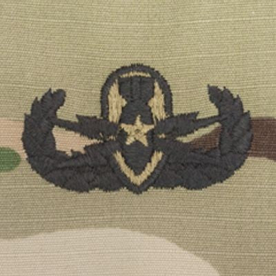 Army Skill Badge - SEW ON - OCP/Scorpion