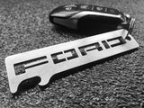 FORD - Stainless Steel Keychain Bottle Opener