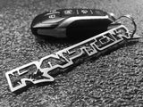 FORD F-150 RAPTOR - Stainless Steel Keychain