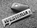 Westfalia - Stainless Steel Keychain Bottle Opener