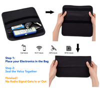 Signal Blocking Faraday Bag