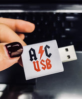 AC USB - Charge Devices without Risking Data Security