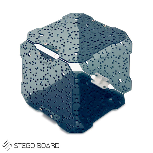 STEGO BOARD 3D PRINT 104/105 CUBE 90 Degree Braces