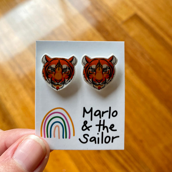 King of the jungle Studs!