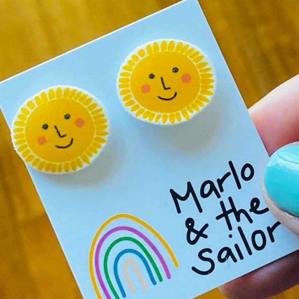 Hello sunshine studs!