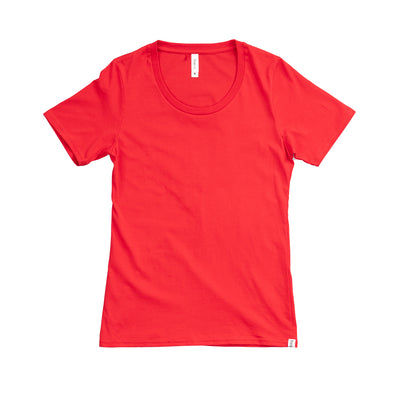 T-SHIRT | FEMALE | RED