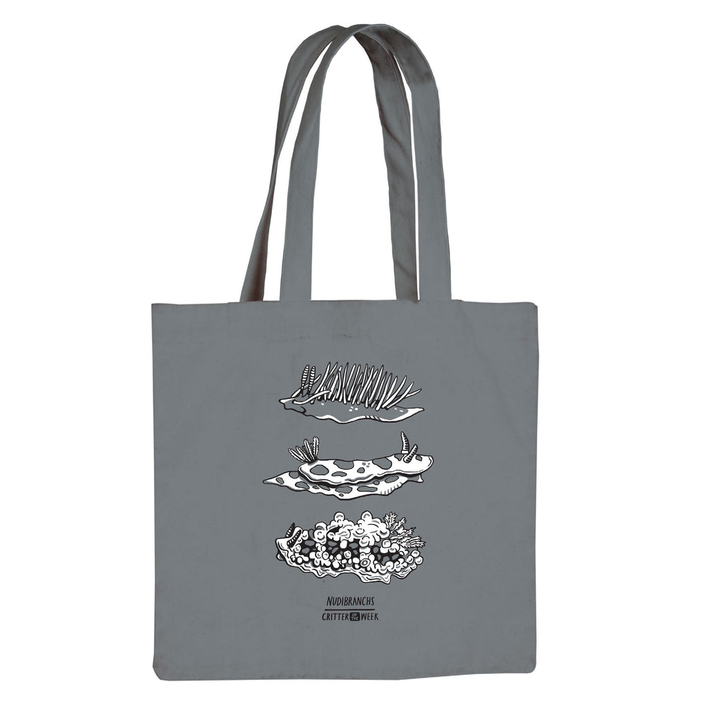 TOTE BAG | Nudibranchs Print