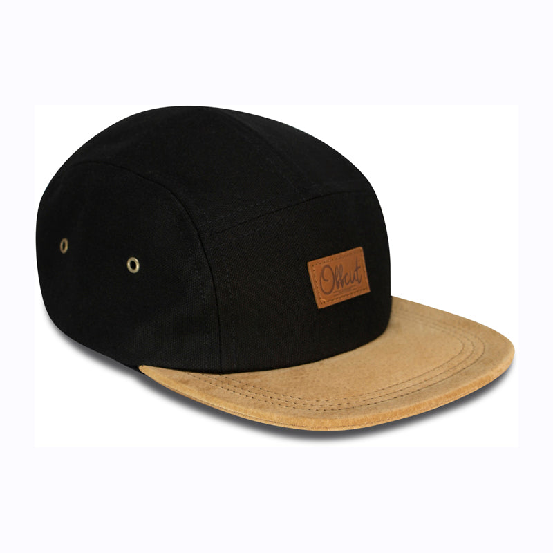 OFFCUT | 5 PANEL | SUEDE