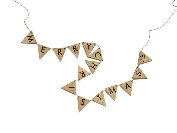 Bunting | Merry Christmas