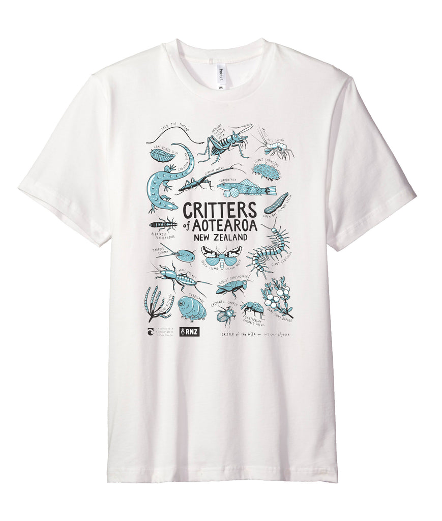CRITTER OF THE WEEK T-SHIRTS!