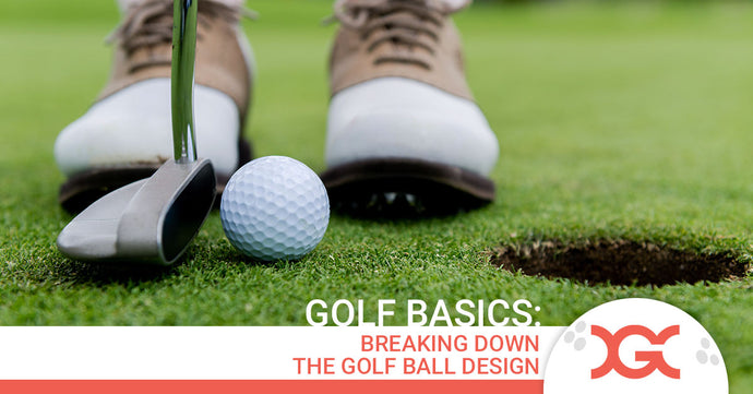 Golf Basics: Breaking Down The Golf Ball Design