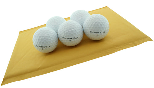 The Sampler Pack of Golf Balls
