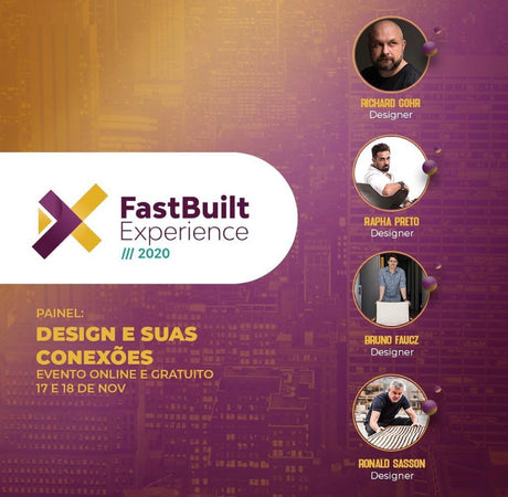 Fast Built Experience- Rapha Preto / Ronald Sasson / Richard Gohr /Bruno Faucz
