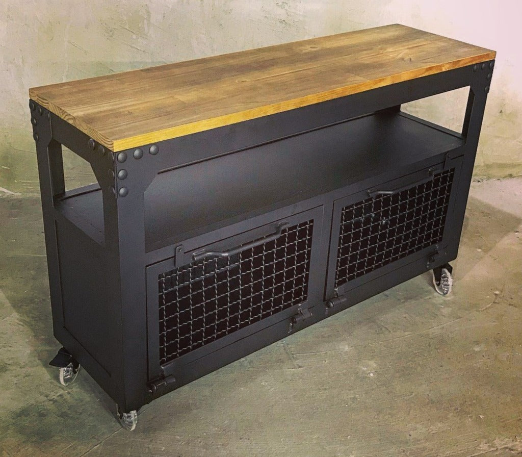 "Rack Industrial ""Iron C"""