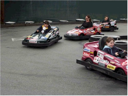 Go Kart World Mini Indy