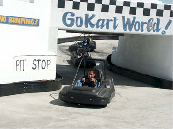 Go Kart World Turbo Karts