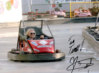 Celebrity Visits Go Kart World Picture