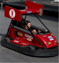 Go Kart World Slick Kart