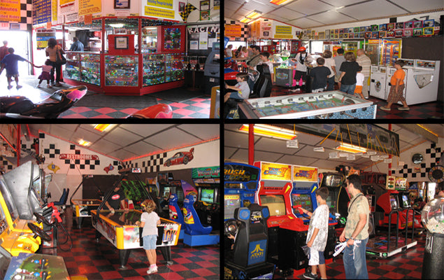 Go Kart World Arcade