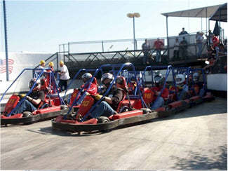 Go Kart World Euro Karts Corporate Team Building