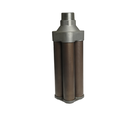 Vacuum Exhaust Pump Muffler