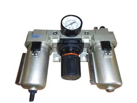 Filter Regulator + Lubricator Combo